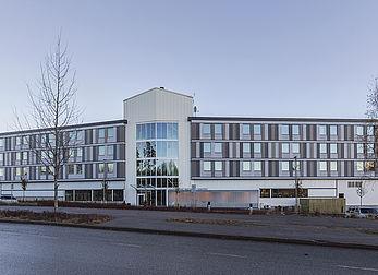 Gasthaus in Arlanda, Schweden